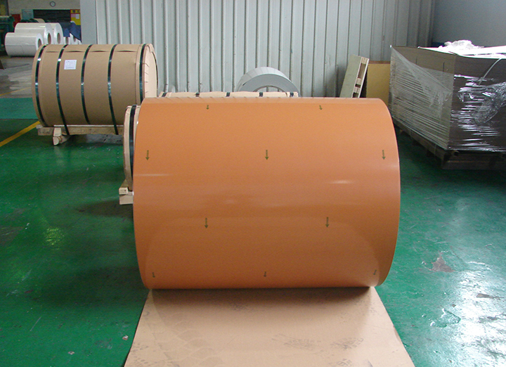8079 coating aluminium